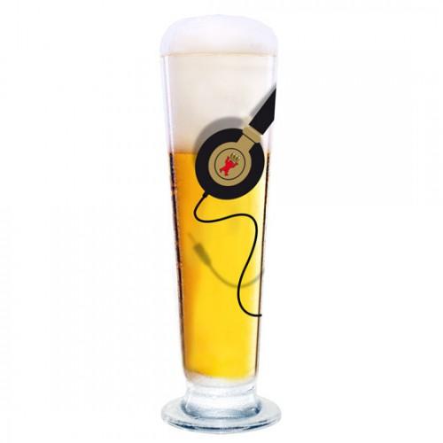 Bierglas Packaging Verpackung Prduktdesign