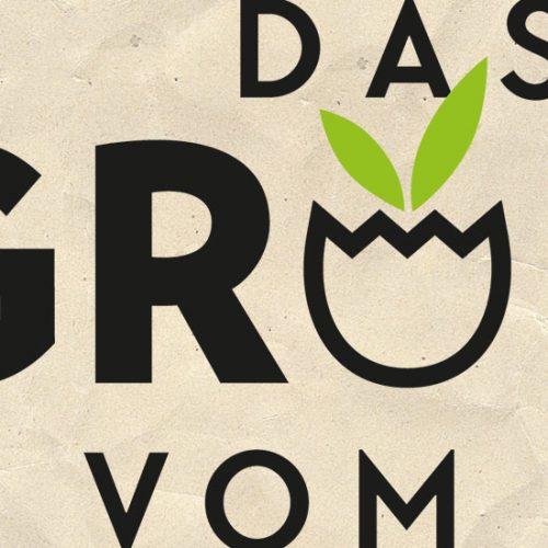 Logo Design Das Grüne vom Ei Branding